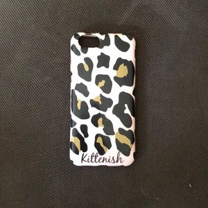 Kittenish phone case